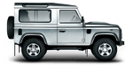 Запчасти Land Rover DEFENDER